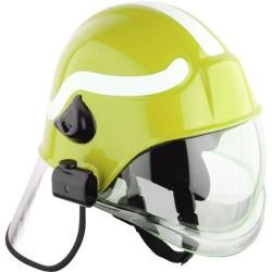 Zásahová přilba PAB Fire 04 žlutozelená