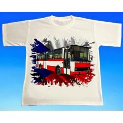 Tričko autobus Karosa B732