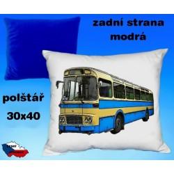 Polštářek autobus Karosa ŠM