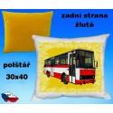Polštářek autobus Karosa 731