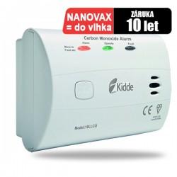 Detektor CO Kidde 10LLCO - odolný proti vlhkosti