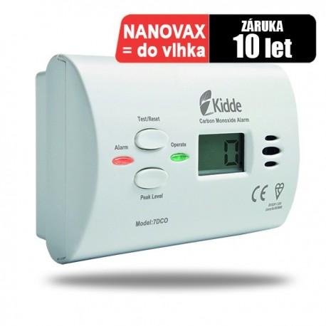 Detektor CO Kidde 7DCO - měřící zařízení