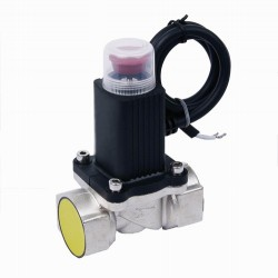 Elektroventil pro uzavírání plynu SAFE-510 DN15