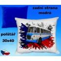 Polštářek autobus Škoda RTO