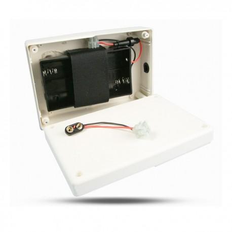 Externí napájecí bateriový box Radal CSA-EBB