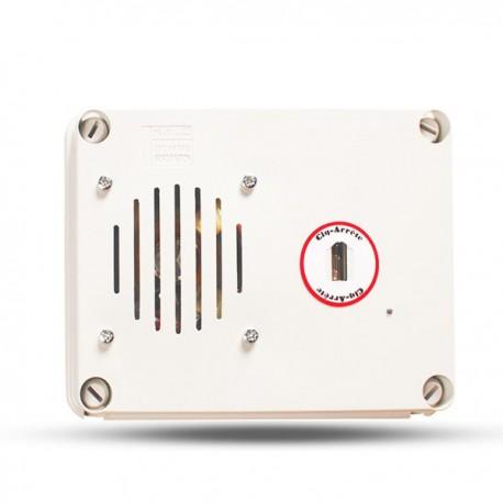 Kabelový kombinovaný PIR detektor CSA-FSW