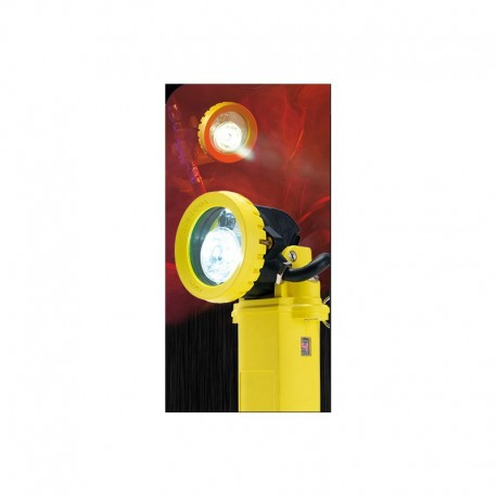 Bezpečnostní dobíjecí svítilna LIGHT ADALIT L-2000.L