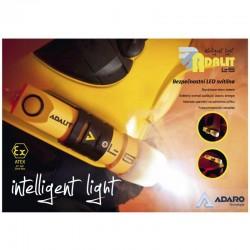 Svítilna LIGHT ADALIT L5R PLUS s nabíječkou