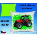 Polštářek Zemědělství traktor 41