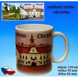 Foto hrneček město Chrast