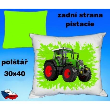 Polštářek Zemědělství traktor 44