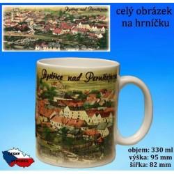 Foto hrneček Bystřice nad Pernštýnem