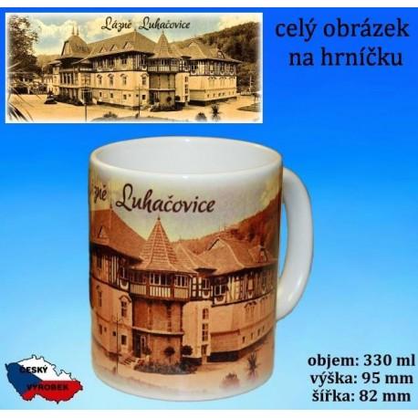 Foto hrneček Lázně Luhačovice