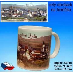 Foto hrneček Nová Paka