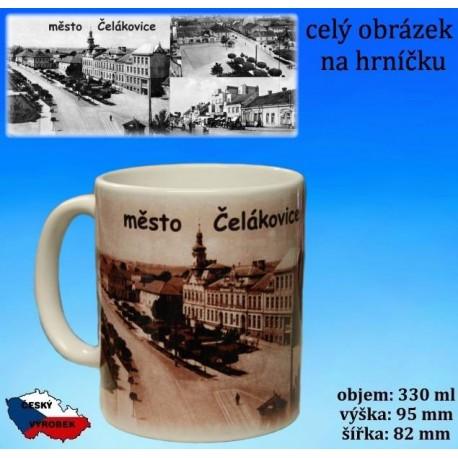 Foto hrneček Čelákovice staré
