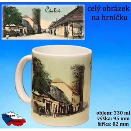 Foto hrneček Čáslav 2