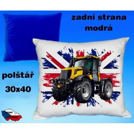 Polštářek Zemědělství traktor 48