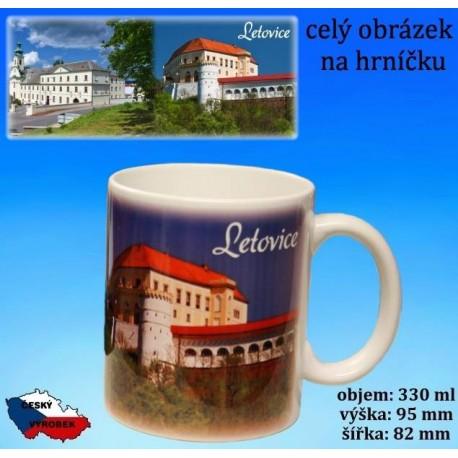 Foto hrneček Letovice