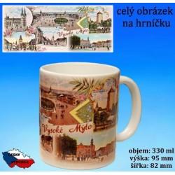 Foto hrneček Vysoké Mýto