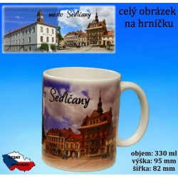 Foto hrneček Sedlčany