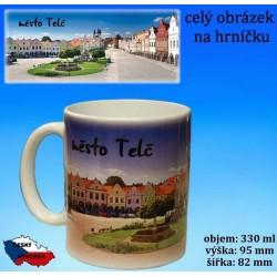 Foto hrneček Telč