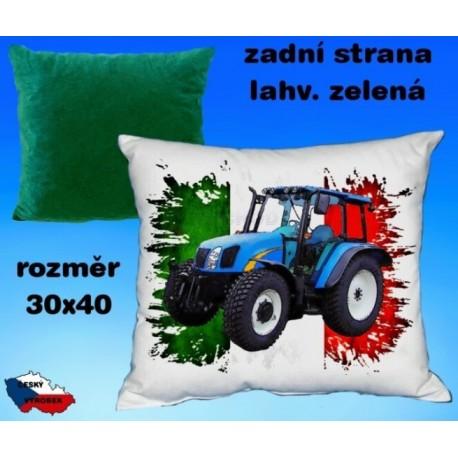 Polštářek Zemědělství traktor 57