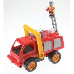 Hasičské auto - aktivní hasiči