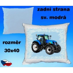 Polštářek Zemědělství traktor 59