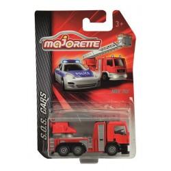 Autíčko hasiči kovové