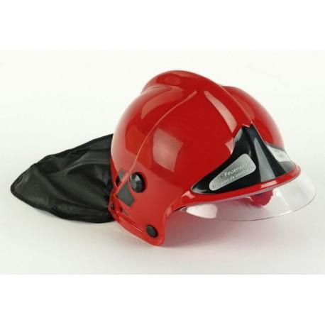 Dětská hasičská přilba Gallet červená