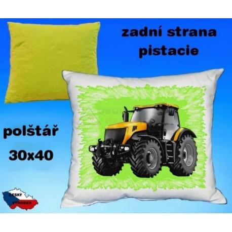 Polštářek Zemědělství traktor 61
