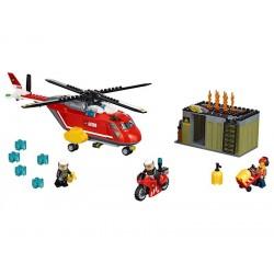 Lego City Hasičská zásahová jednotka