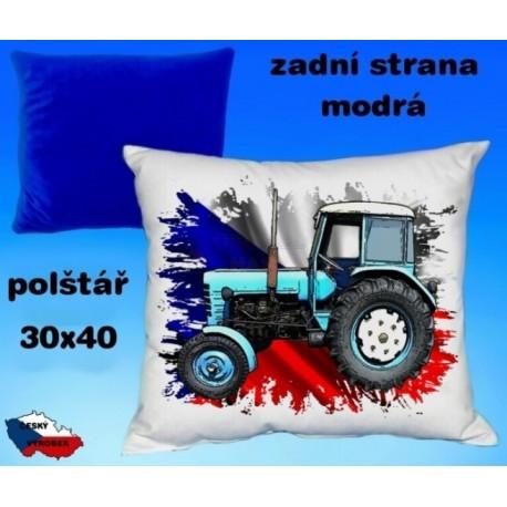 Polštářek Zemědělství traktor 63