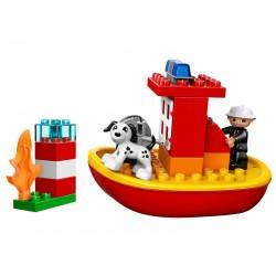 Lego Duplo Hasičský člun