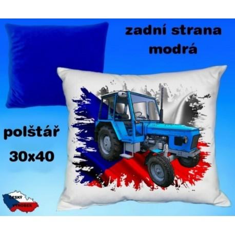 Polštářek Zemědělství traktor 65
