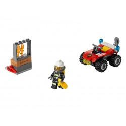 Lego City Hasičský terénní vůz