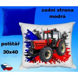 Polštářek Zemědělství traktor 67
