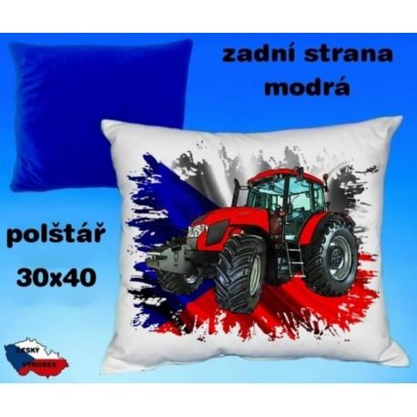 Polštářek Zemědělství traktor 69