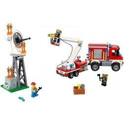Lego City Hasičské zásahové auto