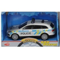 Auto SOS POLICIE 14cm