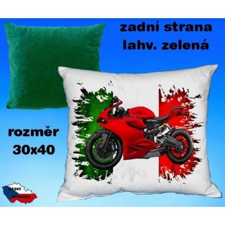 Polštářek motocykl 73
