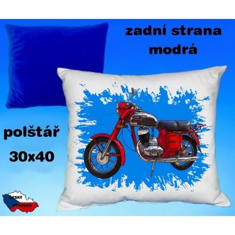 Polštářek motocykl 85