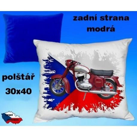 Polštářek motocykl 88