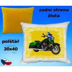 Polštářek motocykl 94