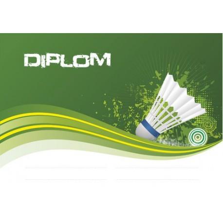 Diplom BADMINTON 20