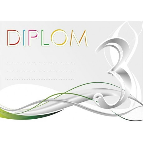 Diplom 3.místo