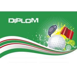 Diplom GOLF 38