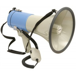 Megafon Adastra 25W se sirénou