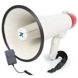 Megafon Vexus 40W se sirénou
