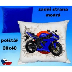 Polštářek motocykl 99